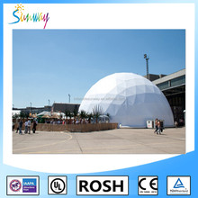 SUWWAY Giant Outdoor and Indoor New Design Fashion Big Inflatable Sphere Tent