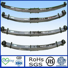 Truck & Trailer & Bus & Car conventional leaf spring