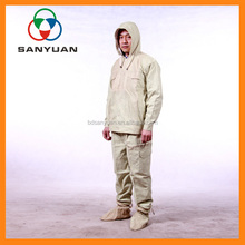 2015 hot sale anti fire clothing/Safety Fireman Clothing