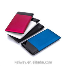 High capacity power bank 60000mAh, mobile charger power bank with external power bank for iPhone
