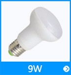 E26 base 15W dimmable BR40 lamp series led spotlight bulbs