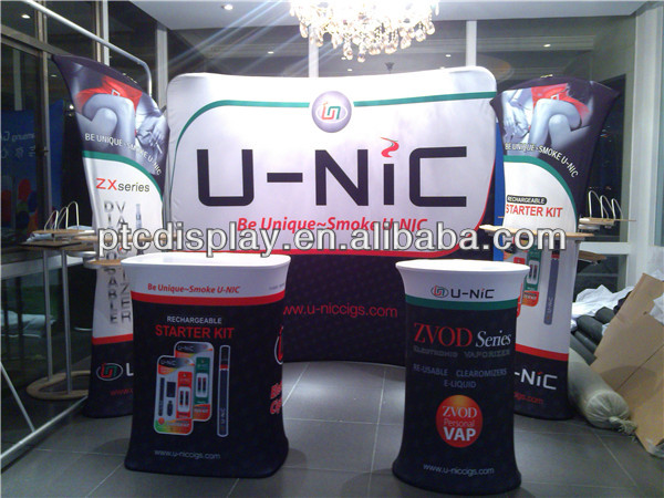 Exhibition Booth 6X6 Easy Pop Up Exhibition Equipment
