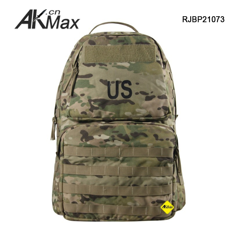 U.S Army Multicam Camo Armed Forces Military Backpack Codura Nylon