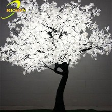 Outdoor lights LED artificial maple tree exterior lamp