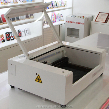 Laser cutter equipment with best business ideas tempered glass