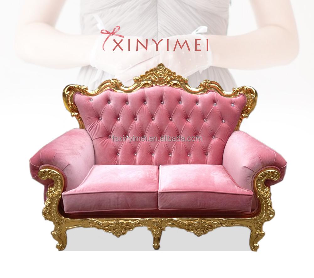 Big Size Luxury Modern Design Fabric Sofa Furniture Couch