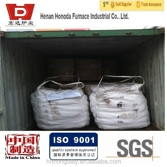 calcium aluminate cement refractory