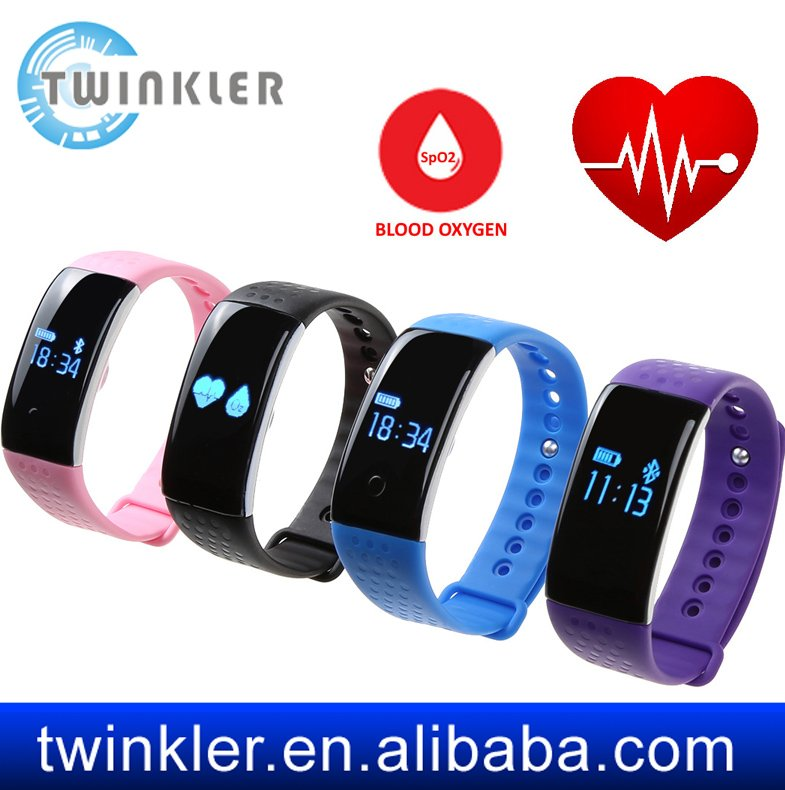 Nice cheap price bluetooth bracelet watch / tw64s smart watch heart rate monitor / fitness band
