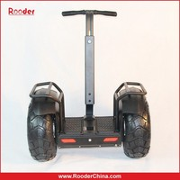 electric balance scooter w7 with removable battery & led lights from Rooder Manufacturer