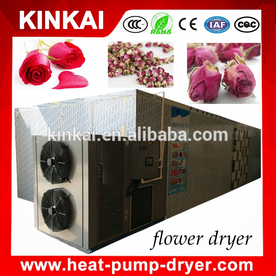 easy to operate machine for tea leaf drying/flower rose jasmine dryer oven