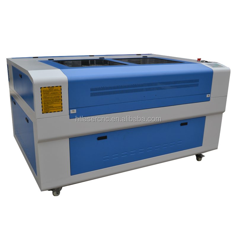 Big size co2 80w 120w leather wood granite gasket laser engraving cutting machine
