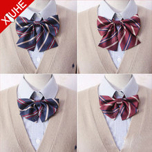 New Boys Girls School Fashion Bow tie Colorful Butterfly Cravat