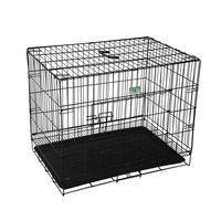 "trade assurance cheap metal wire 24"", 30"", 36"", 42"", 48"" Dog Crate Wholesale"