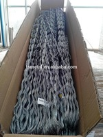Preformed guy grips for ADSS/OPGW cable fiber optical