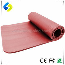 1/4-Inch Extra Thick High Density yoga mat , TPE yoga mat bag , mat for yoga
