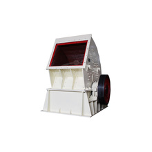 Glass bottle recycled crushed hammer mill crusher