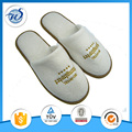 Yangzhou Manufacturer Custom Disposable hotel guestroom slippers