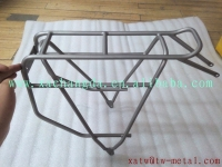 titanium rear rack for MTB bike titanium rear rack titanium bicycle rack