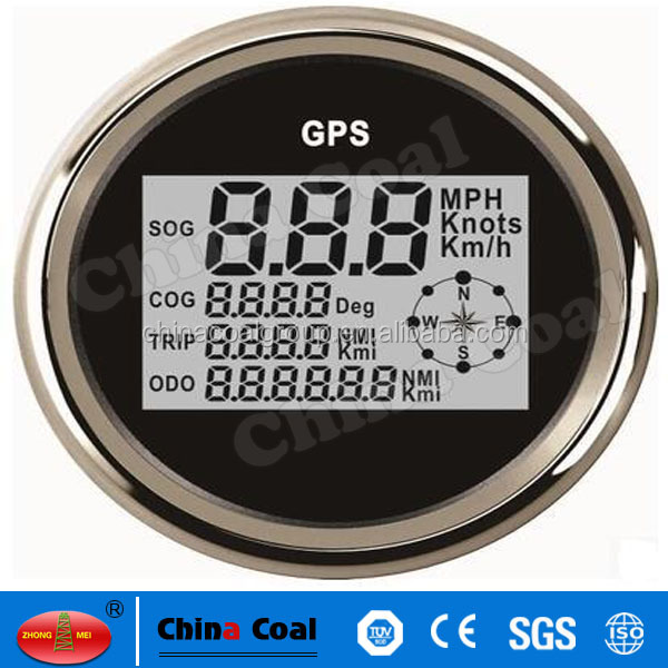Digital LED Gps Speedometer For Car/Boat Using Speedometer for atv