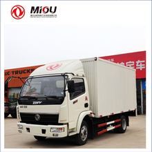 Hot sale 112hp cargo truck light diesel cargo vans for sale