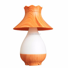Table Lamp Design Colorful LED Night Light Ultrasonic Air Humidifier Essential Oil Aroma Diffuser