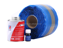 Conveyor belt rubber jointing repair cold splicing solution
