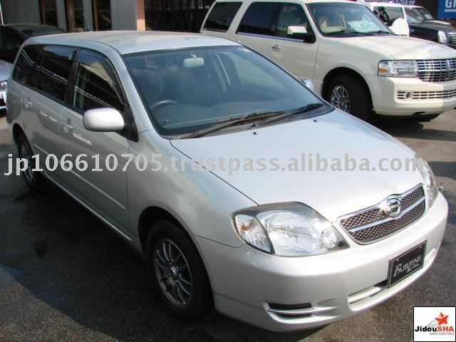 2003 USED car COROLLA FIELDER