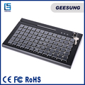 USB/RS23 Port 78 Keys Programmable Keyboard