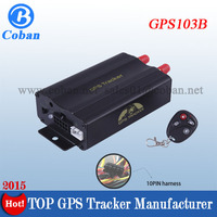 Factory Price Real-Time GSM/GPRS Tracking Vehicle Car GPS Tracker TK103B Tk103A car gps tracker