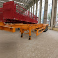 High quality heavy duty skeleton trailer