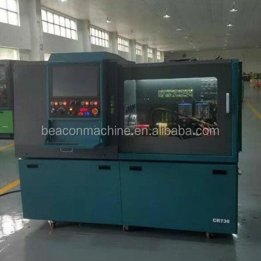 BC-CR738 common rail injector and pump test bench test bench common rail HEUI CAT C7 C9 3126B 3412E injector test