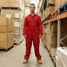 100% cotton flame retardant used work uniforms for oil and gas industry