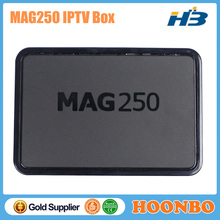Linux IPTV BOX MAG250 IP TV MAG 250 Hot Sale