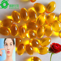 sea buckthorn seed oil capsule skin lift anti aging health and beauty product