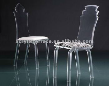 High Back Acrylic Vanity Chair Buy Acrylic Chair Acrylic Furniture Chair Cl