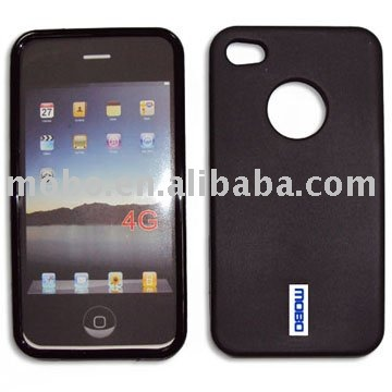 Case for iPhone 4 / 4S, Silicone case for iPhone 4 /4S, Housing for iPhone 4 / 4s