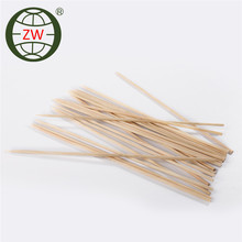 food grade safe wooden bamboo barbecue skewer