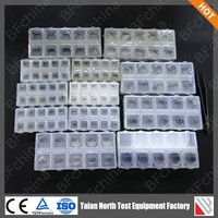 Low price 600pcs 115 stalls per box stainles steel BOSCH fuel injector kit