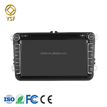 Best wholesale price for 8 inch car dvd car stereo wince for vw MAGOTAN/CADDY/PASSAT/POLO/Golf 5/Golf 6 Car entertainment system