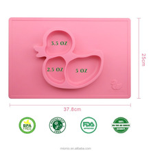 Wholesale high quality <strong>Kids</strong> Cheap Silicone Placemats