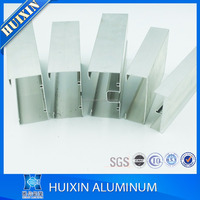 Great varieties Various color aluminum sliding window frame section