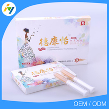 Chinese Herbal Medicine Extract Vaginal Cleaning Care Gynecological Gel For Female