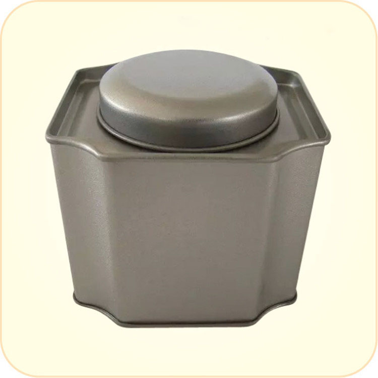 Reasonable Price Packaging Tea Special Shape Tin Box