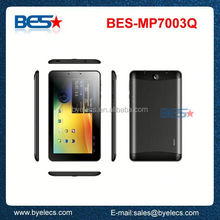 High quality cute Bluetooth phone call built in 3g tablet mid gsm phone