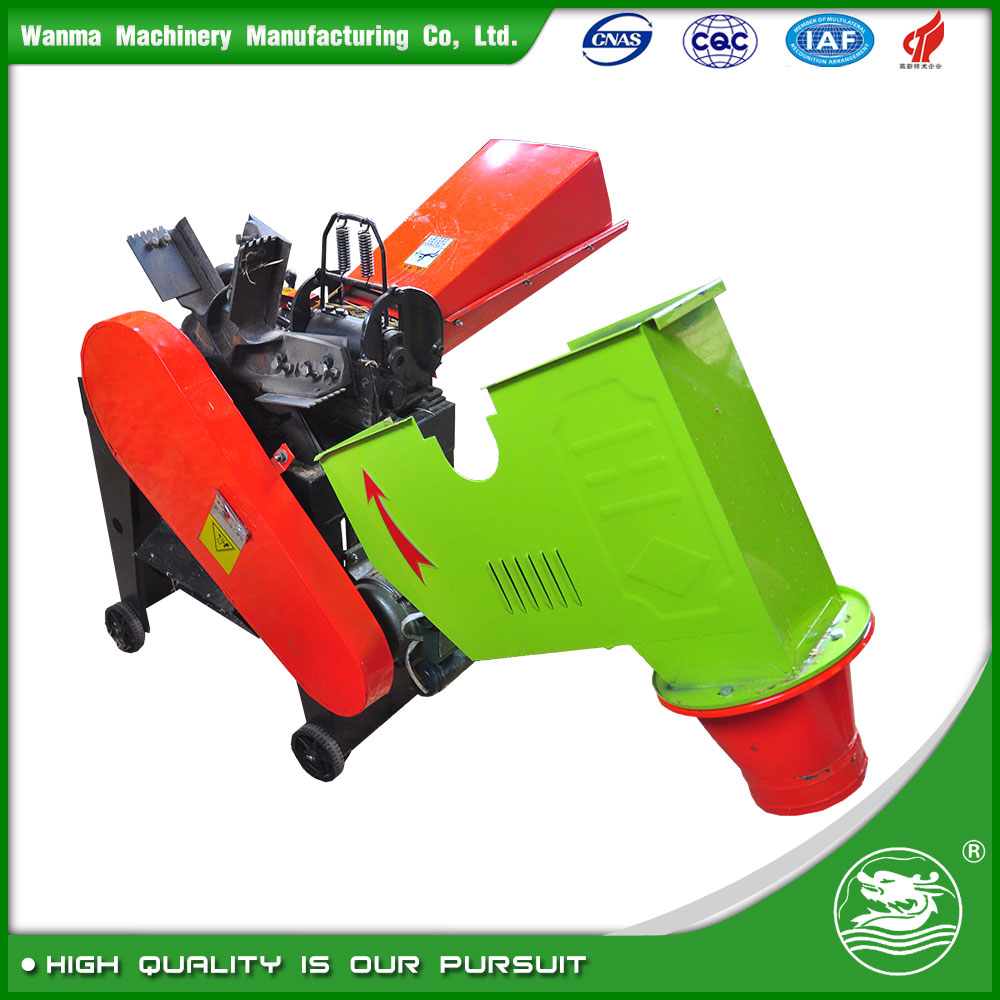 WANMA1583 Full Automatic Grain Stalk Hay Cutter