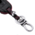 Retro Genuine Leather Smart Remote Key Fob Holder Key Case Cover for Buick Park Avenu Encore Envision Foldable