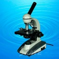 TXS07-01A Biological monocular Microscope with built-in Illuminator lamp for University