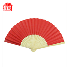 Wholesale Various Customizable Cheap Paper Abanico Hand Hold Hand Fan GYS914-5