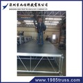 1X1m ajustable Aluminum wedding stage with stairs
