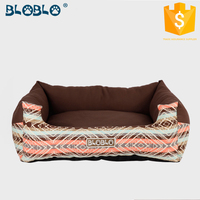 high quality sofa sharp design luxury dog bed for pet house